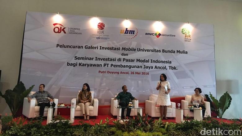 Modal Rp 100.000 Sudah Bisa Investasi Saham, Cocok Buat Karyawan