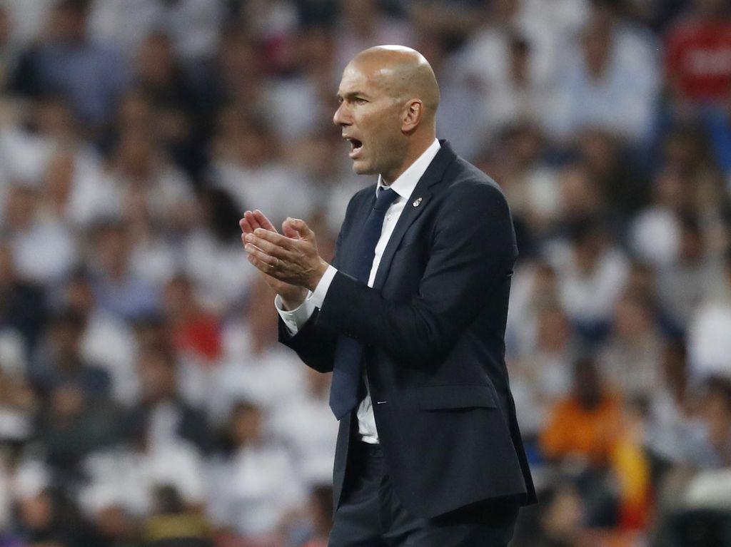 Raul: Sebagai Pelatih, Zidane Terus Tumbuh