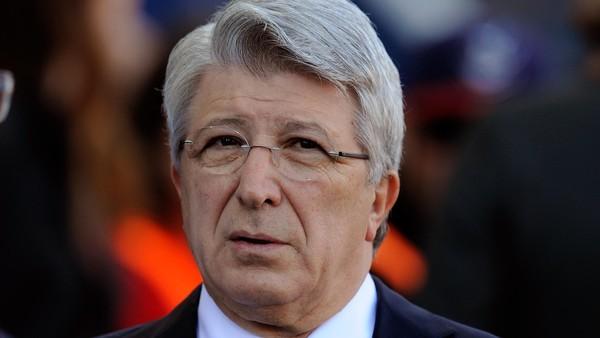 Presiden Atletico: Juventus Juga Pernah Kami Taklukkan