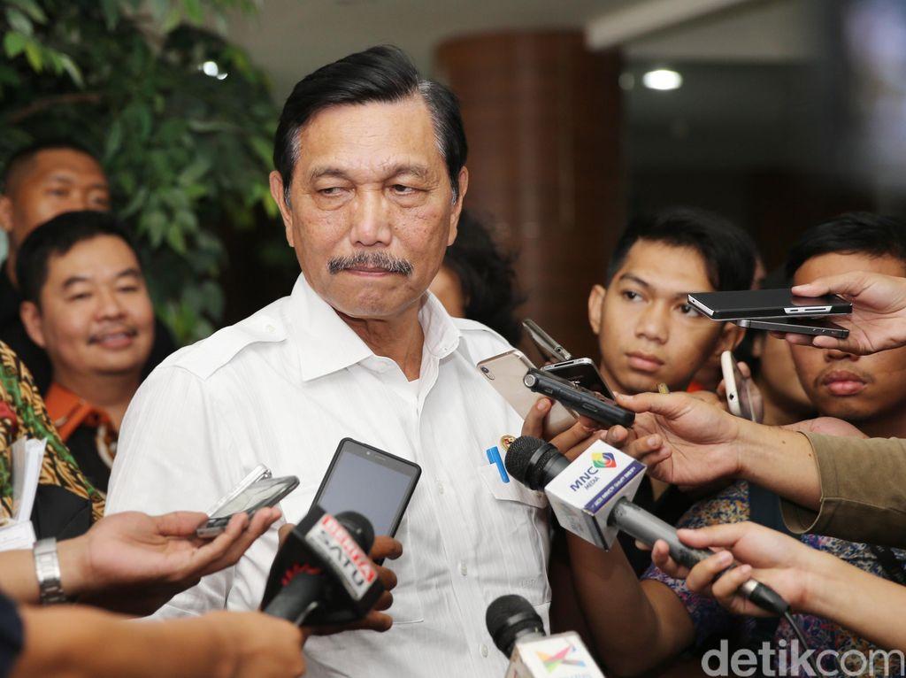 Luhut Ungkap Alasan Jokowi Tak Larang Mudik
