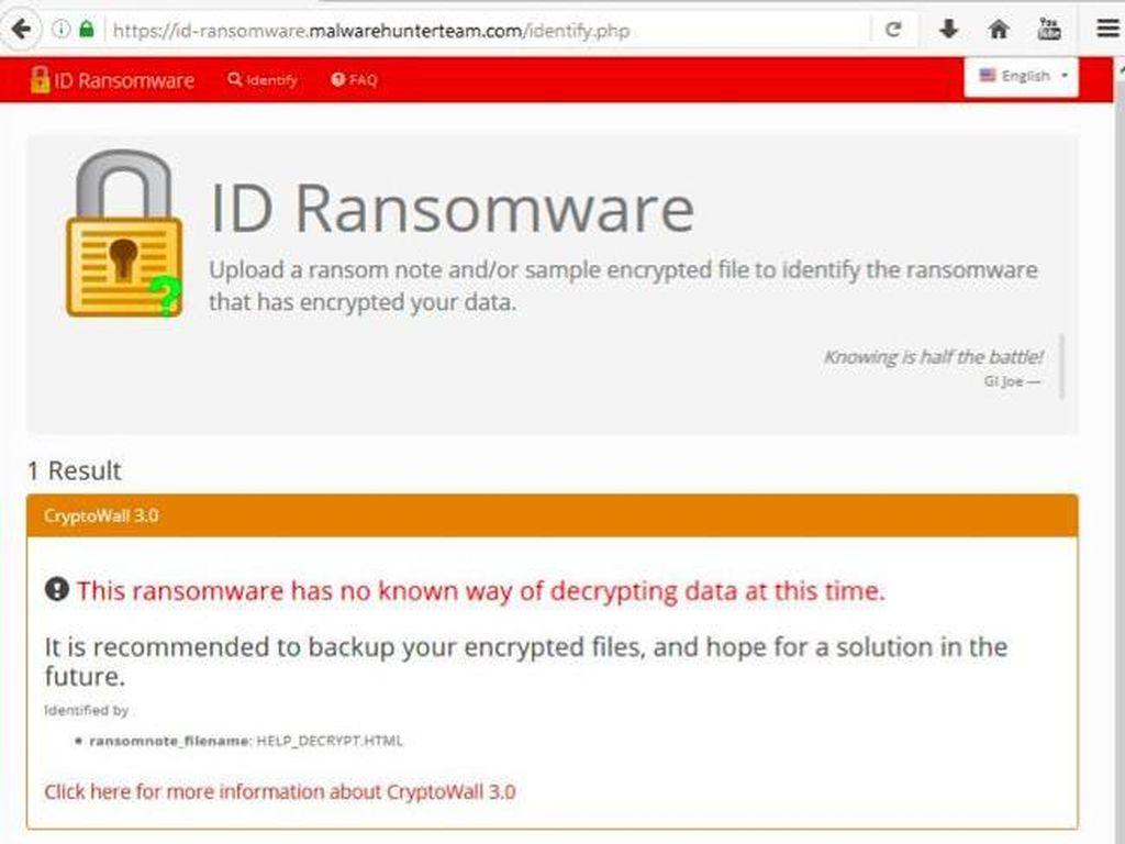 Antisipasi Ransomware, Pemprov Jateng Instruksikan Stop Internet