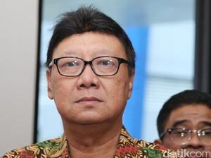Mendagri Tutup Indonesia Smart City Forum, Minta Daerah Terus Berinovasi