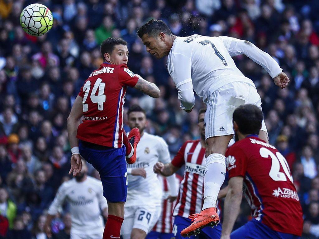 Atletico: Madrid Tetap Tim Brilian Tanpa Ronaldo