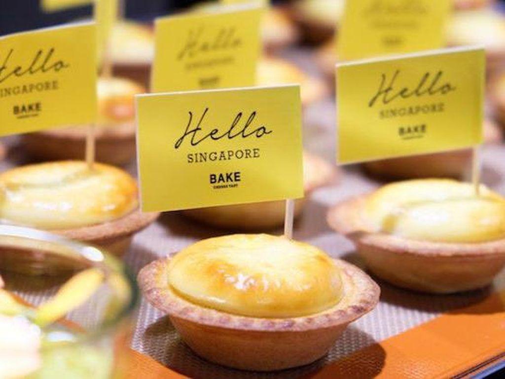 Rela Antre 2 Jam Demi Cicipi Cheese Tarts Buatan Bake Bakery