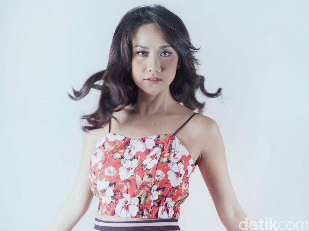Bunga Citra Lestari Senang Bisa Jadi Aktris Sekaligus Penyanyi di Satu Film