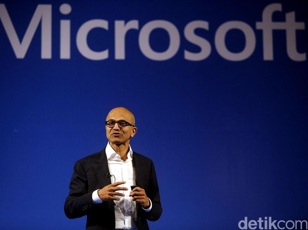 CEO Microsoft: Cloud Akan Pindah ke Bawah Laut