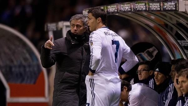 Mourinho Bandingkan Ronaldo dengan Pele
