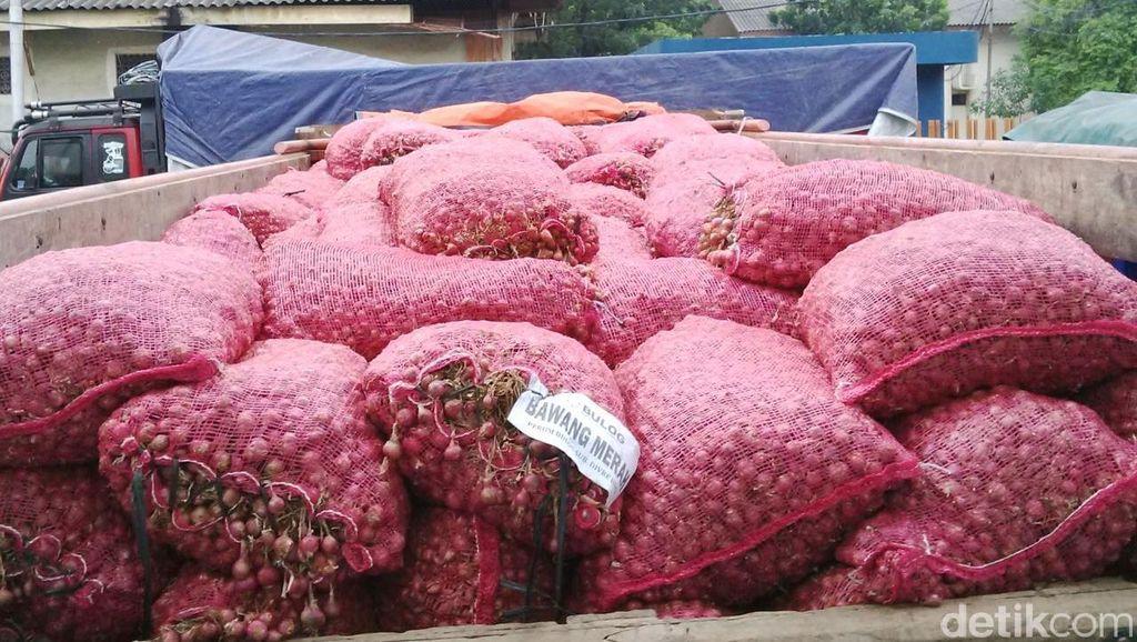 Apa Kabar Realisasi Impor Bawang Merah 2.500 Ton?