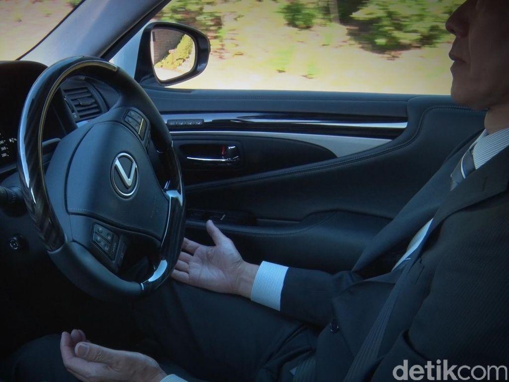 Studi: Mobil Otonom Bikin Pengaruh Buruk Mengemudi