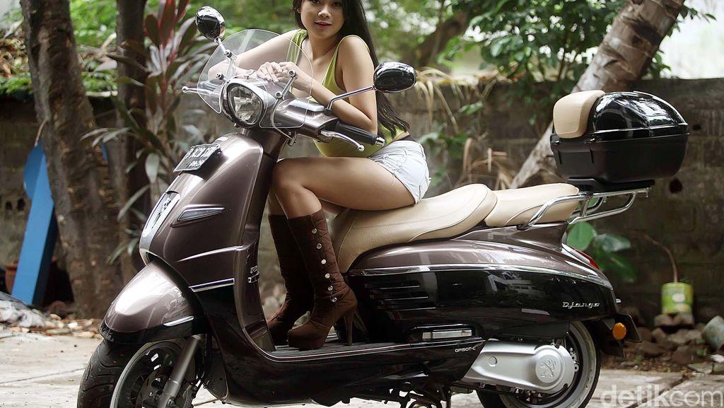 Layla Vitria Berjodoh dengan Modelling