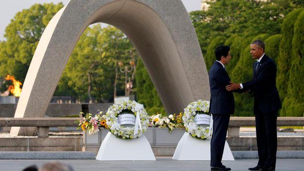 Hiroshima Peringati 73 Tahun Serangan Bom Atom