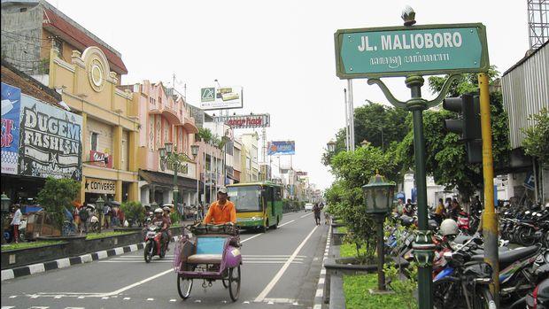 Jalan Malioboro, Yogyakarta. (Gunawan Kartapranata via Wikimedia (CC BY-SA 3.0)