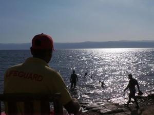 Danau Ini Adalah Titik Terendah Planet Bumi