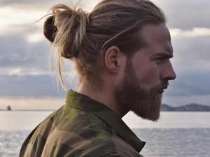 Foto: Lasse Matberg, Letnan Tampan Asal Norwegia yang Bikin Heboh Instagram