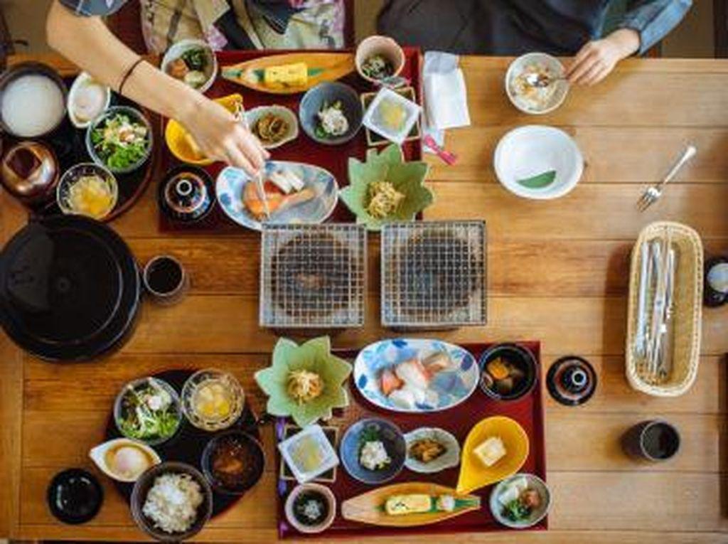 Benarkah Sarapan Orang Jepang Paling Sehat?