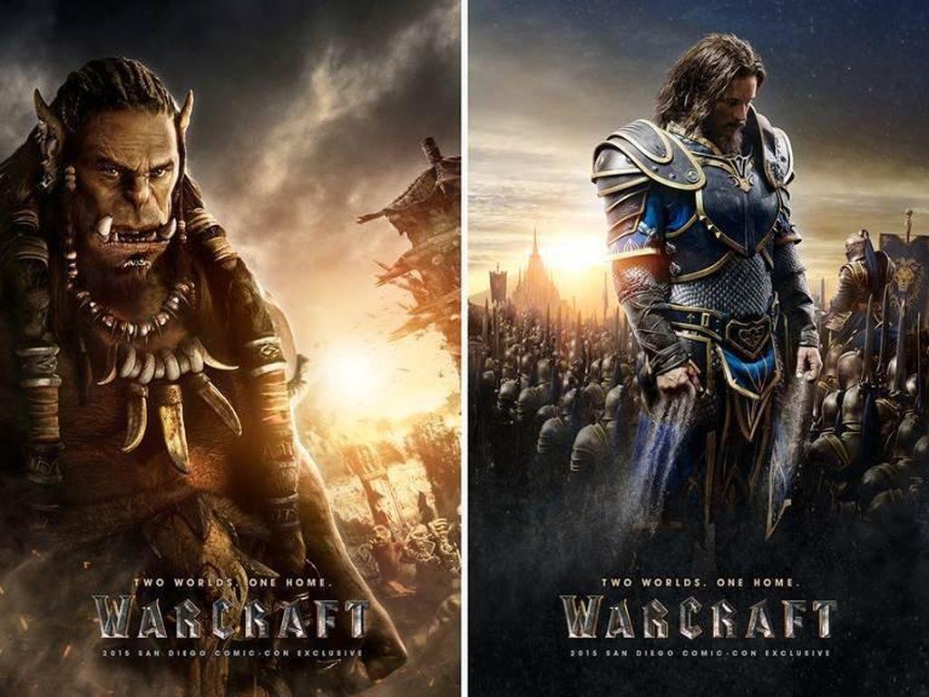 Warcraft Jadi Film Asing Pertama yang Raup Pendapatan Fantastis di China