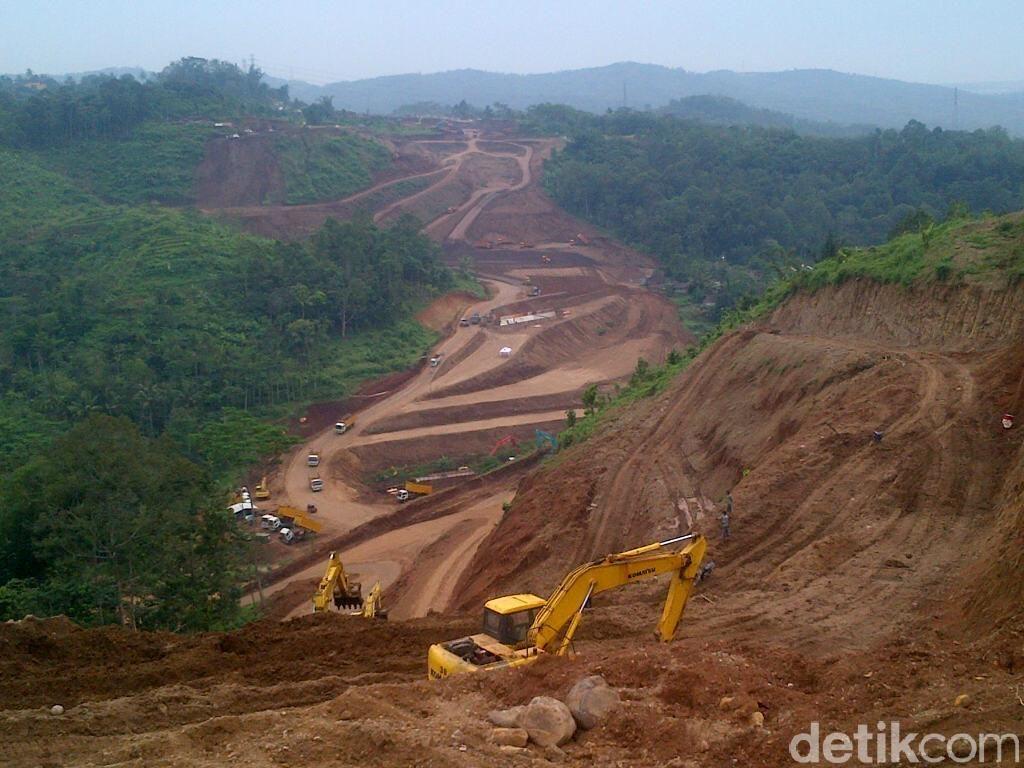 Ditarget Kelar 2023, Ini Rute Tol Yogya-Bawen
