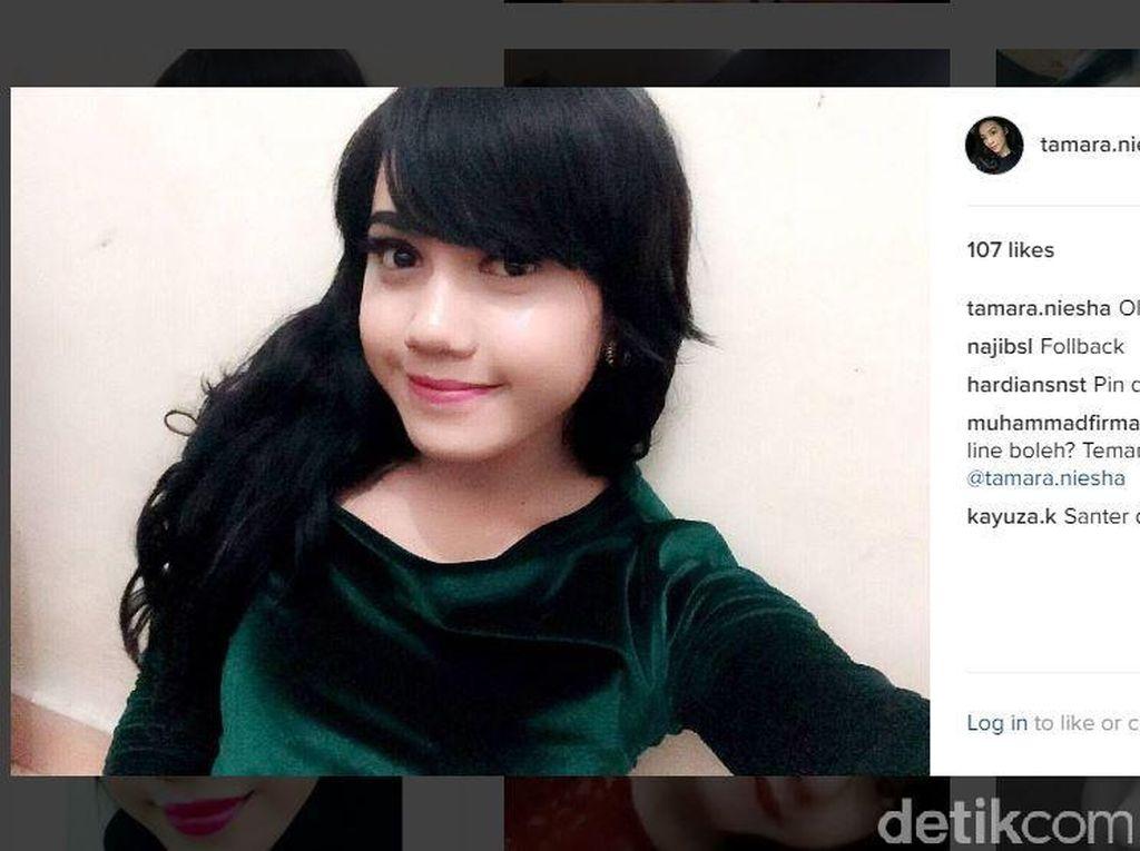 Fenomena Tamara Niesha, Cowok Cantik dari Medan