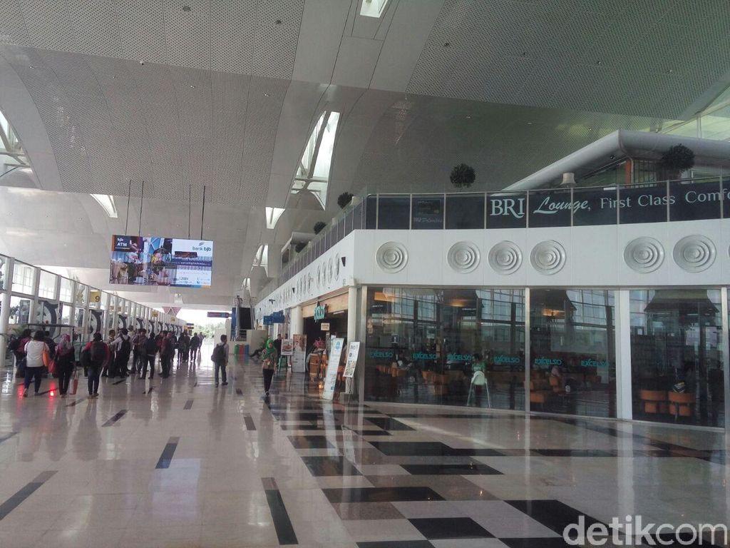 Mimpi RI Bikin Bandara Kualanamu Lebih Hebat dari Changi