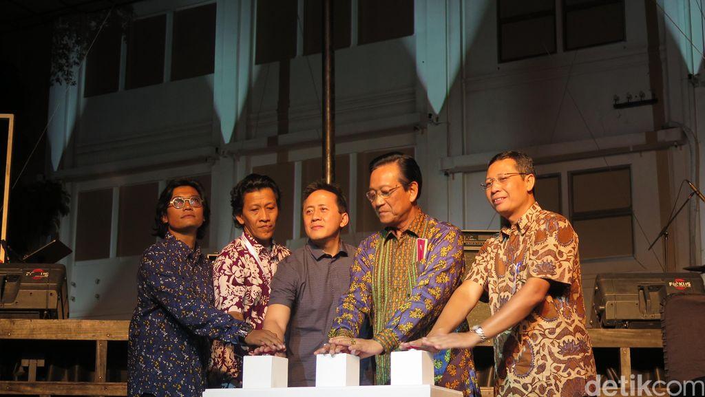 Hadir di Malam Pembukaan, Sri Sultan HB X Dukung Mandiri ART|JOG|9