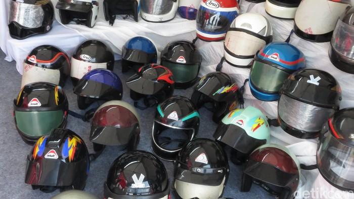 Begini Caranya Merawat Helm dengan Benar