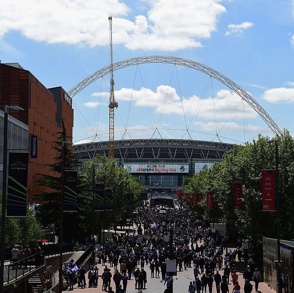 Jika ke Liga Europa, Spurs Akan Tetap Bermarkas di Wembley