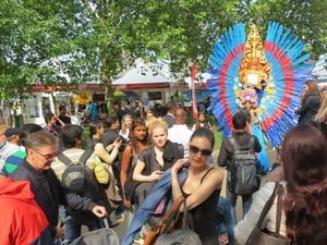 Indonesian Weekend di London, Meriah!