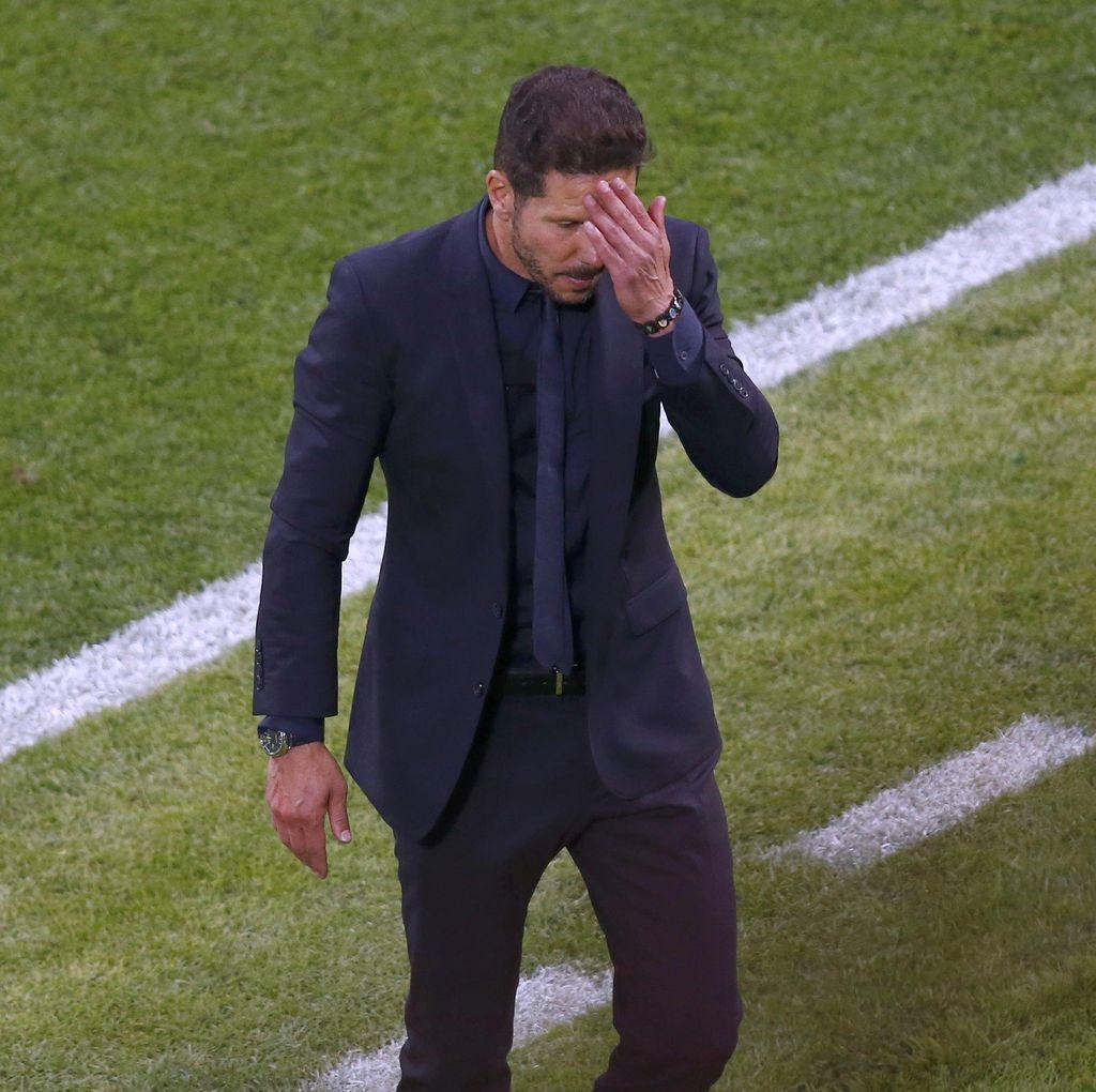 Simeone Masih Sulit Lupakan Kekalahan di Dua Final Liga Champions