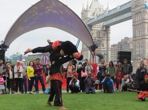 Festival Indonesian Weekend yang Memukau London
