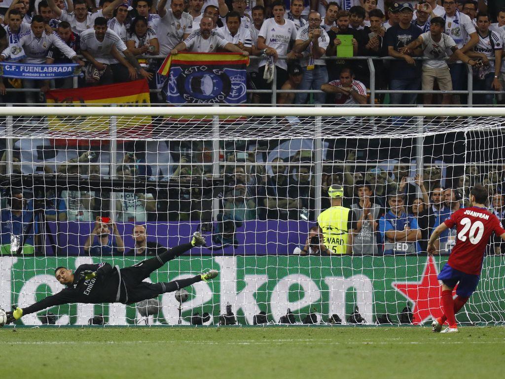 Juanfran: Ambil Penalti Lagi? Siapa Takut!