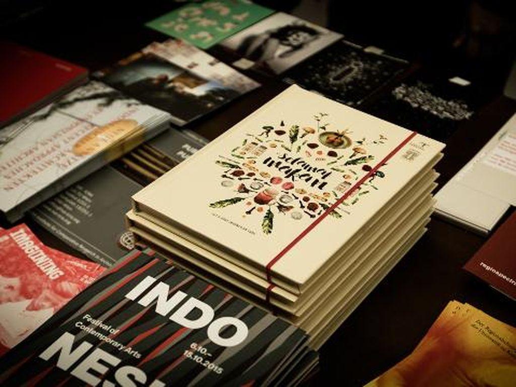 3 Buku Kuliner Indonesia Masuk Nominasi Gourmand World Cookbook Awards 2016
