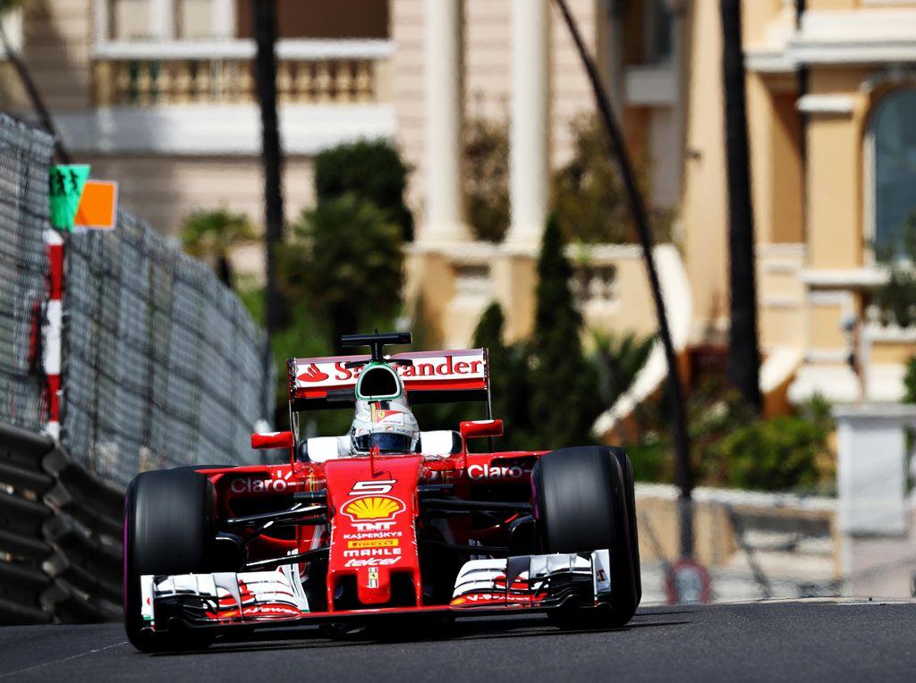 Vettel Nilai Ferrari Seharusnya Bisa Lebih Baik di Kualifikasi