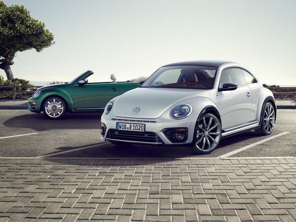 Volkswagen Dituntut Masalah Hak Paten Mobil Kodok