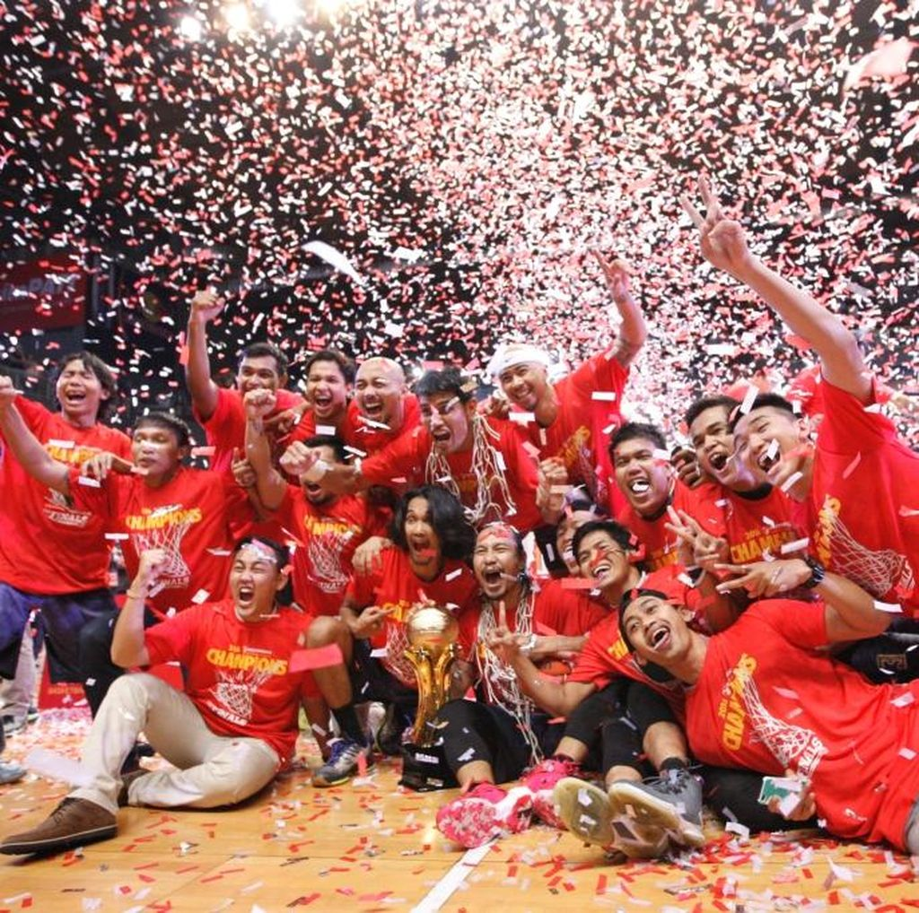 Tampil di IBL 2017, CLS Bertekad Pertahankan Gelar Juara