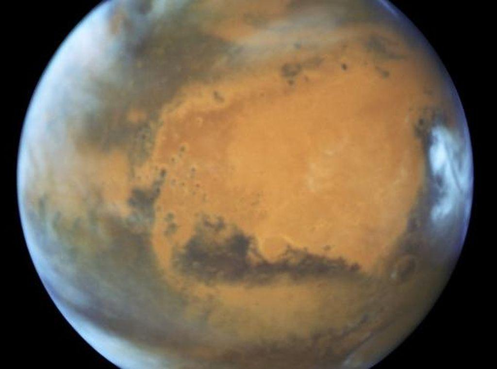 Misi Manusia ke Mars Terlalu Berbahaya, Kenapa?