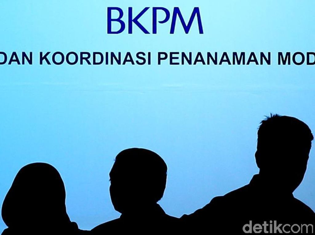 Tukin Pegawai BKPM Ditetapkan Rp 2,5 Juta Hingga Rp 33 Juta