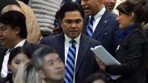 Erick Thohir Lepas Saham Inter, TKN: Bukan untuk Dana Kampanye Jokowi