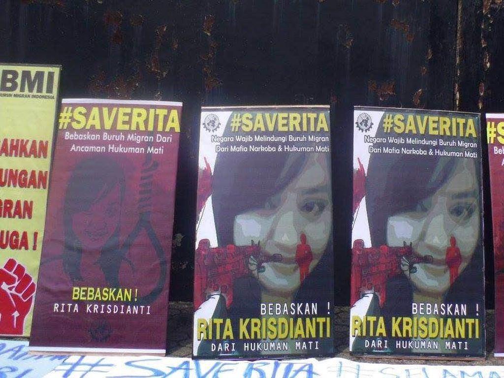 Menko Polhukam Luhut Soal TKW Rita: Kita Usahakan Tak Dihukum Mati