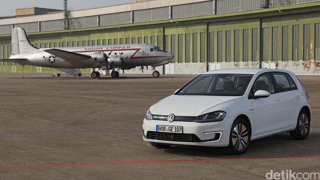 VW Nafsu Jual Sejuta Mobil Listrik per Tahun