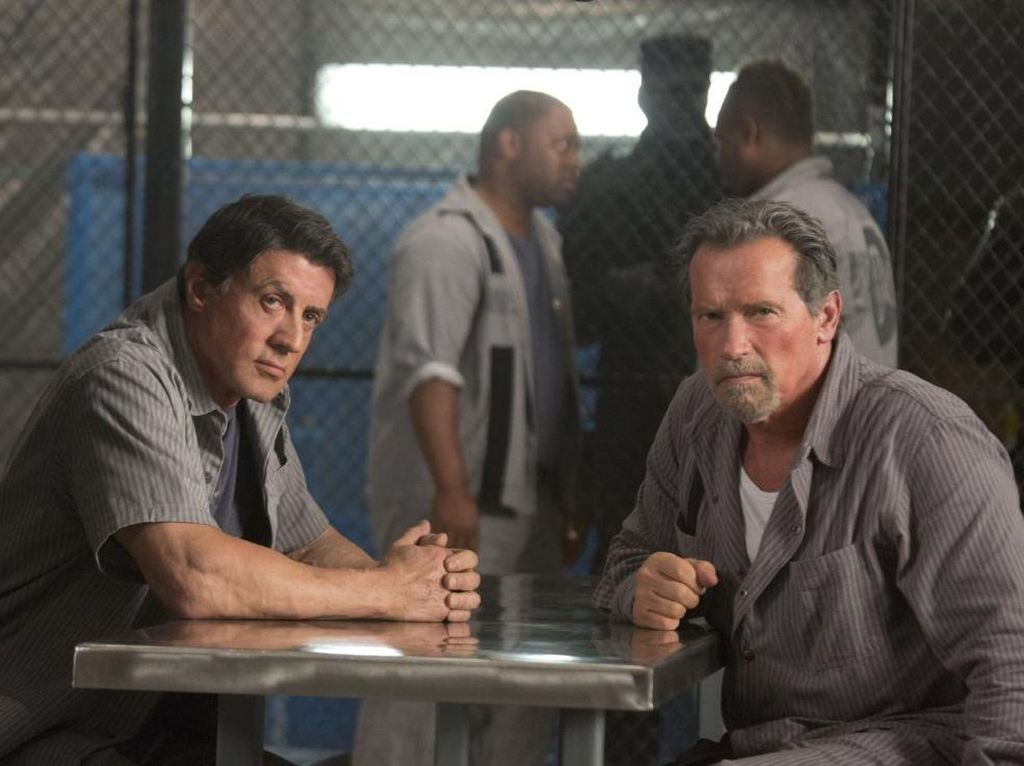 Sinopsis Escape Plan, Dibintangi Sylvester Stallone dan Arnold Schwarzenegger
