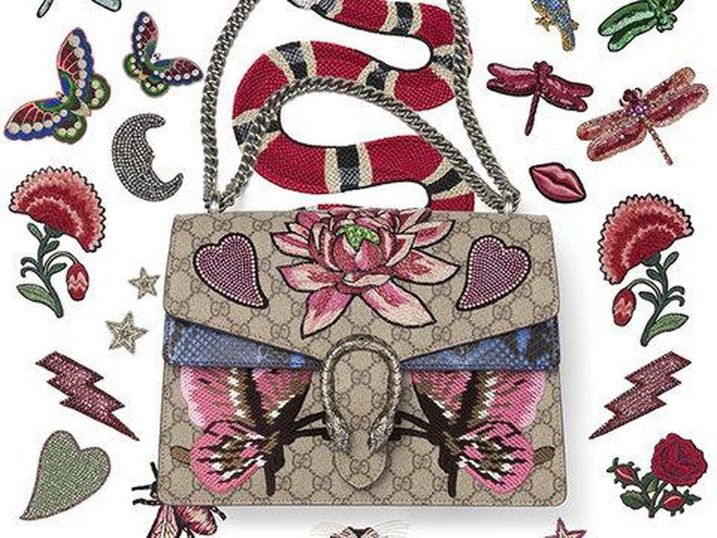 Sekarang Anda Bisa Membuat Tas Gucci Sesuai Permintaan