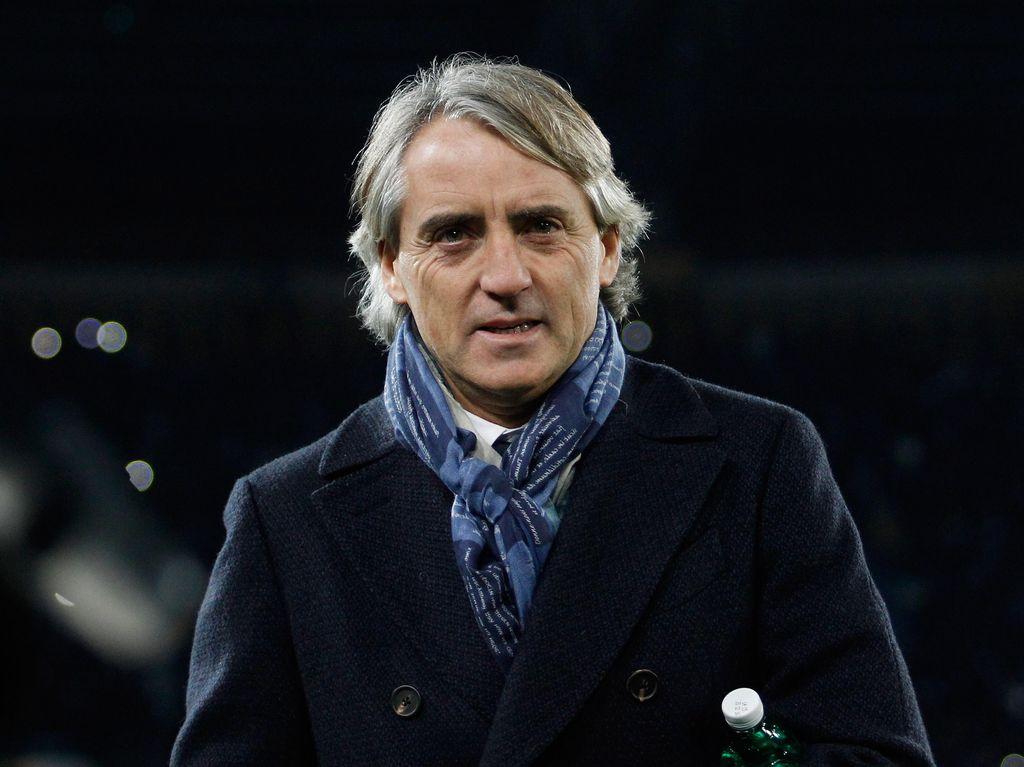 Roberto Mancini Jadi Pelatih Zenit
