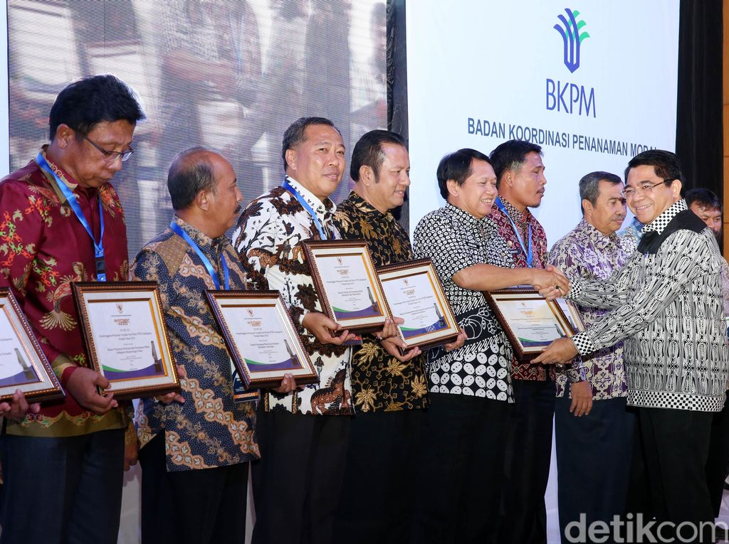 Investment Award BKPM