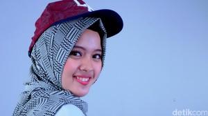 Hijab Style: Hijab dengan Topi