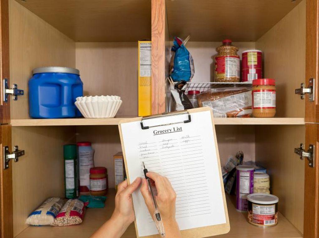 Begini Cara Bikin Daftar Belanja Makanan yang Efektif