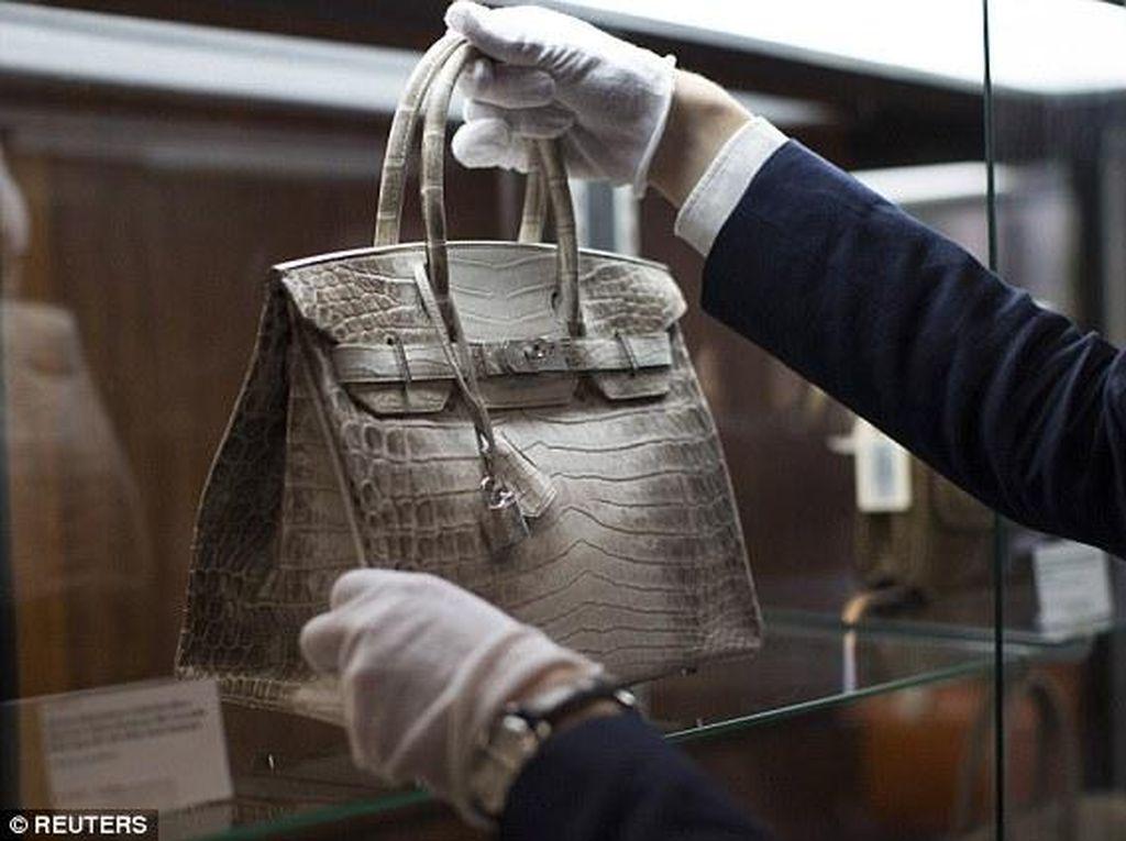 Hermes Birkin Langka Laku Terjual Sampai Rp 3 Miliar di Pelelangan