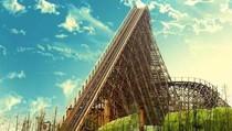 China Punya Taman Rekreasi Megah Saingan Disney