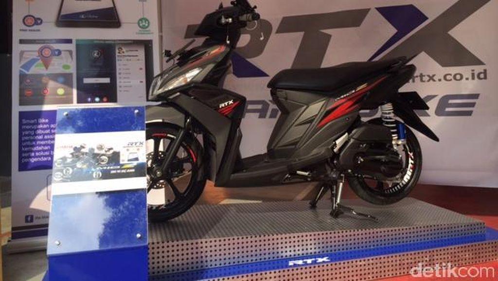 Yamaha Versi Modif RTX Bisa Dibeli Online