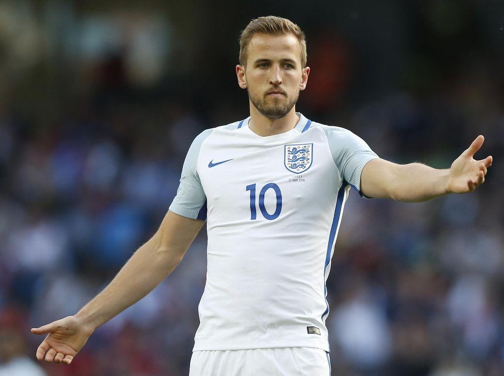 Sheringham: Kane Bisa Jadi Top Skorer di Euro 2016