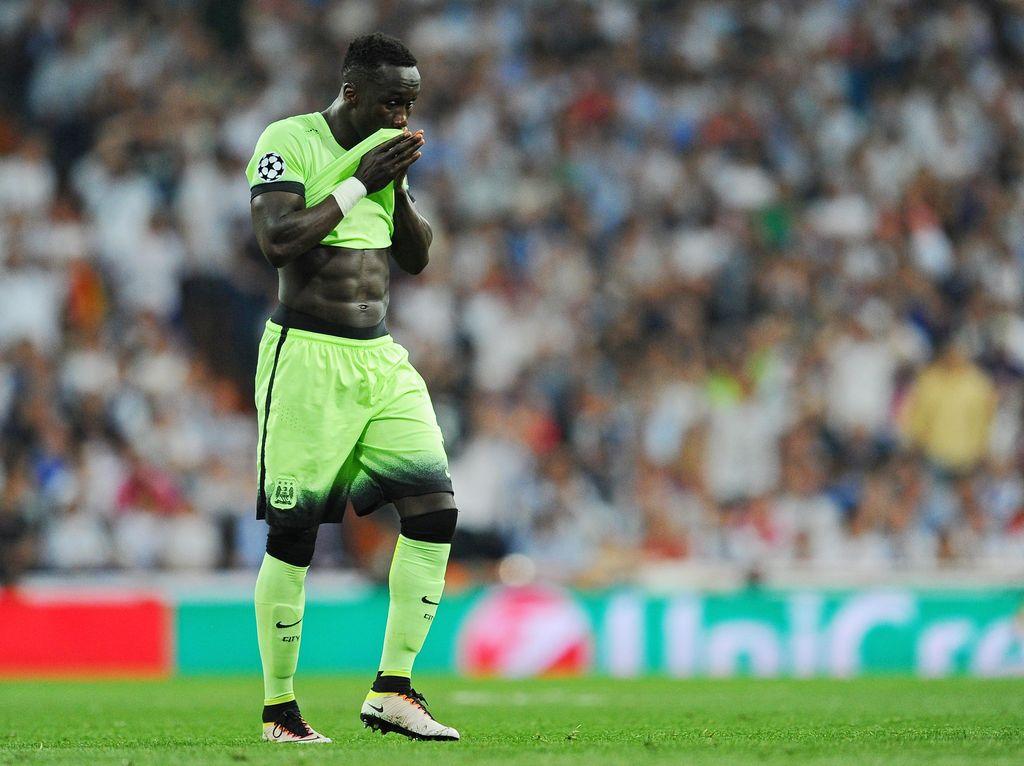 Sagna Berharap Dapat Tempat di City-nya Guardiola